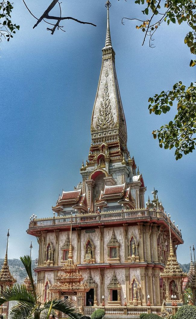 Thailand Phuket Phuket,Thailand Tapınak Budism Greatest_shots Omorfi Kalispera