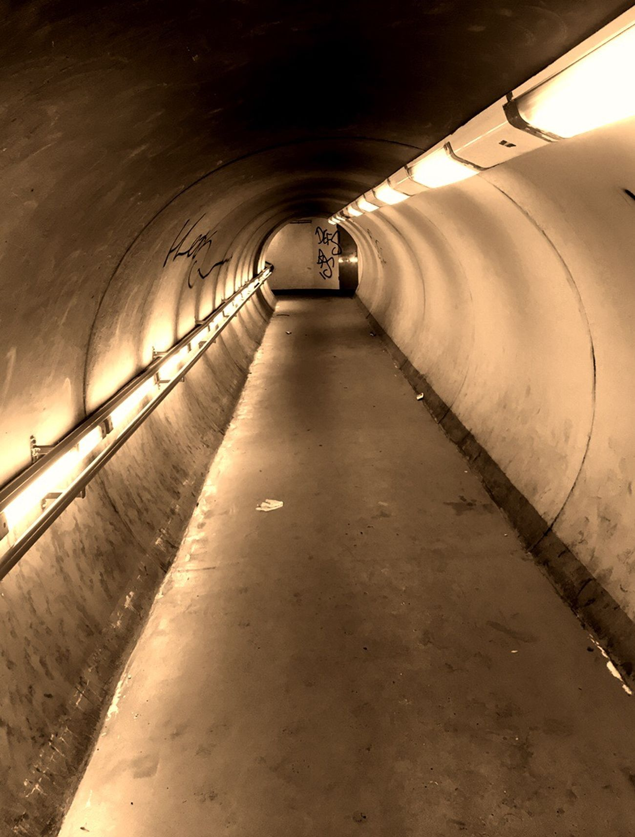 The Way Forward Tunnel Tunnel Vision Vanishing Point Myperspective Point Of View Lines And Shapes Mobilephotography