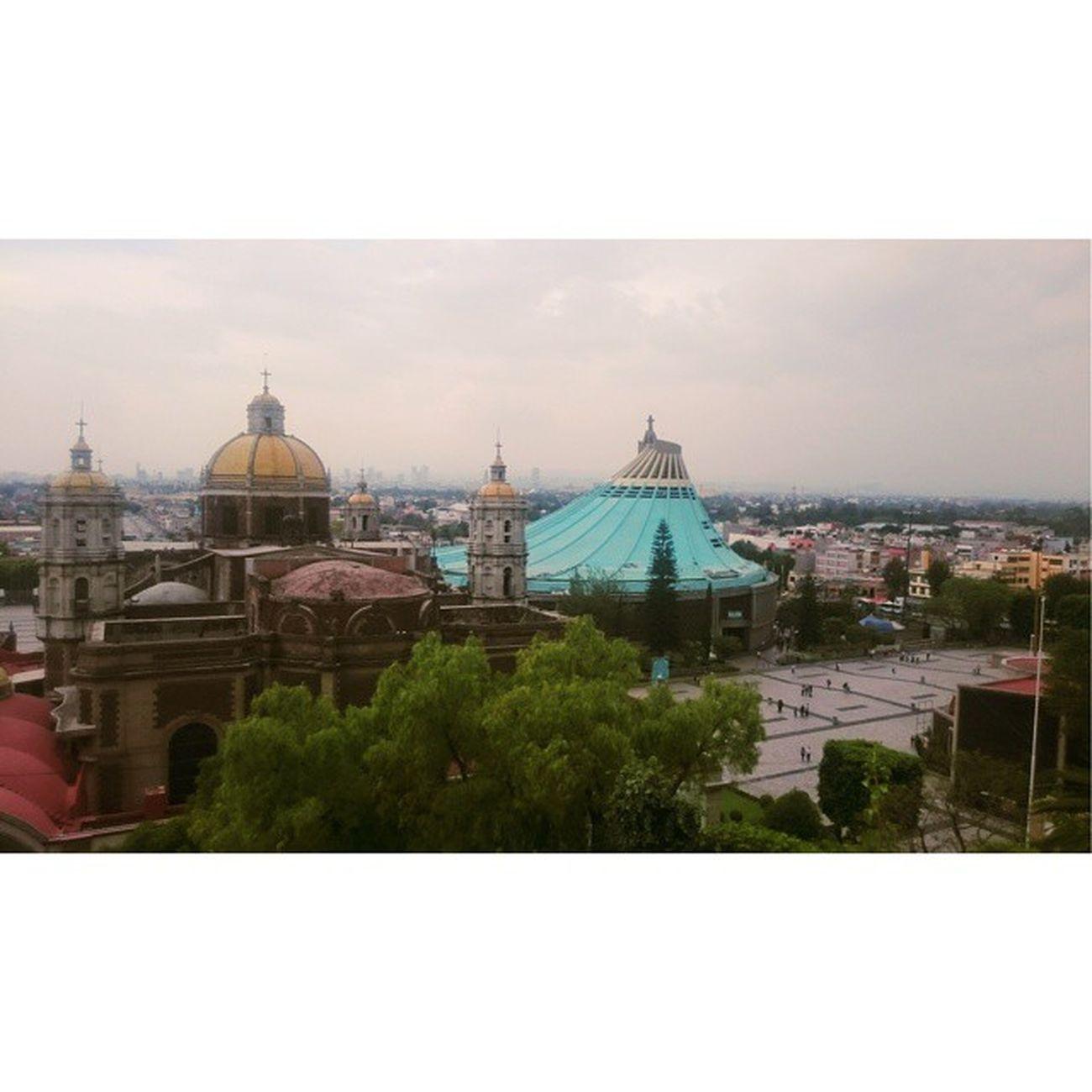 Vista de la ciudad desde el Cerrodeltepeyac