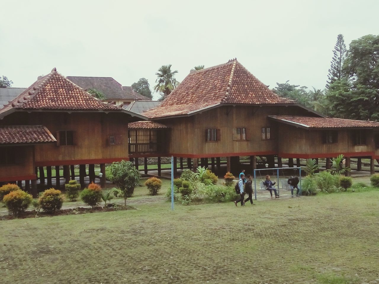 South Sumatra Traditional House, Palembang, Indonesia Architecture Building Exterior Built Structure House Travel Destinations INDONESIA Tradition Cultures Finding New Frontiers
