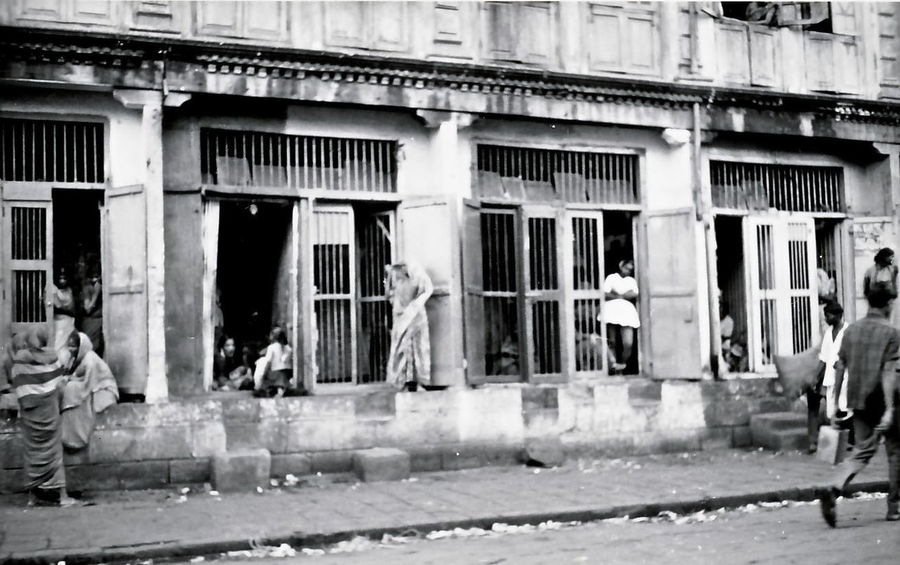 The Cages, red light district Abandoned Alley Architecture Bombay Building City Life Damaged Deterioration Dirty Door Exterior History India Indoors  Narrow Old Prostitutes Red Light District Rough Smelly Wall Window