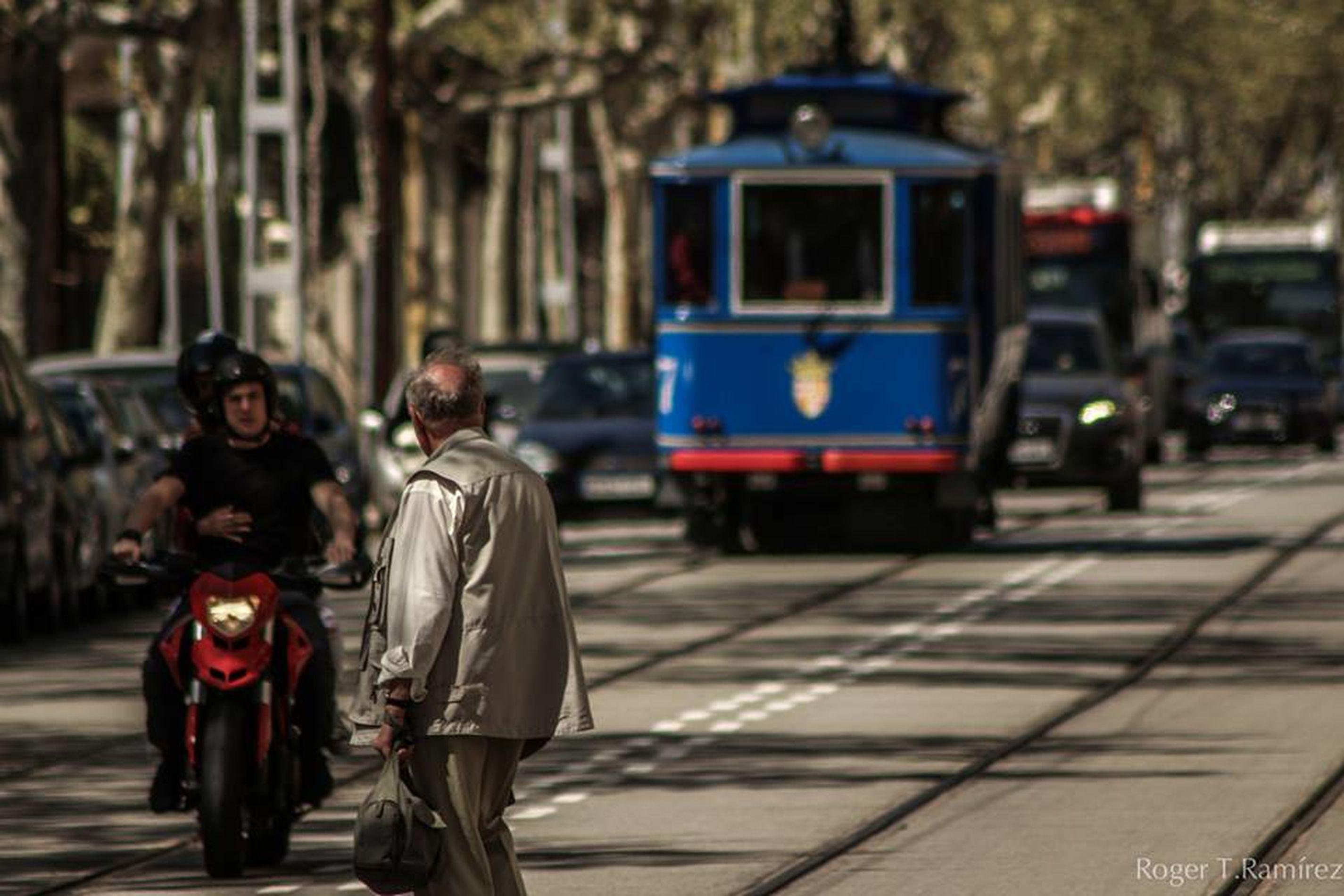 Tramvia Tramvia Blau Barcelona EyeEm Best Shots