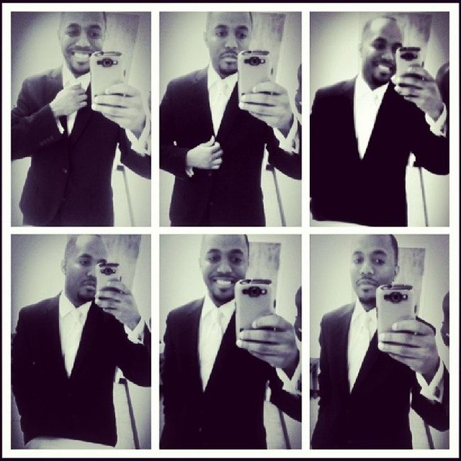 It's a black and white kind of day... Last Sunday of the Year. Grateful. Allsuitedup SundayBest Lastsunday Church @apostolicmodels