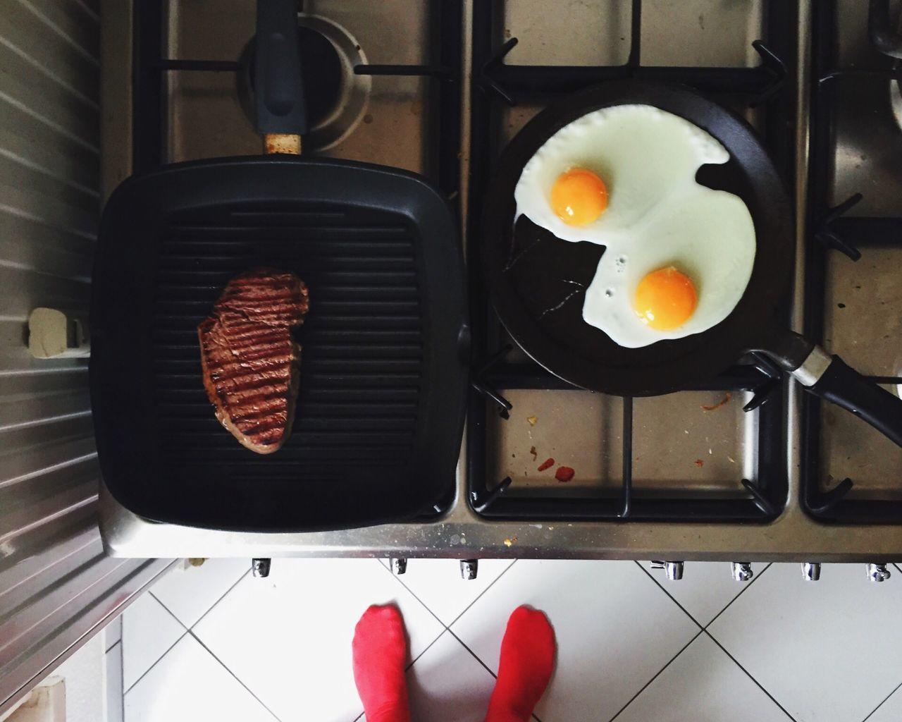 Beautiful stock photos of kitchen, Berlin, Breakfast, Cooking, Cooking Pan
