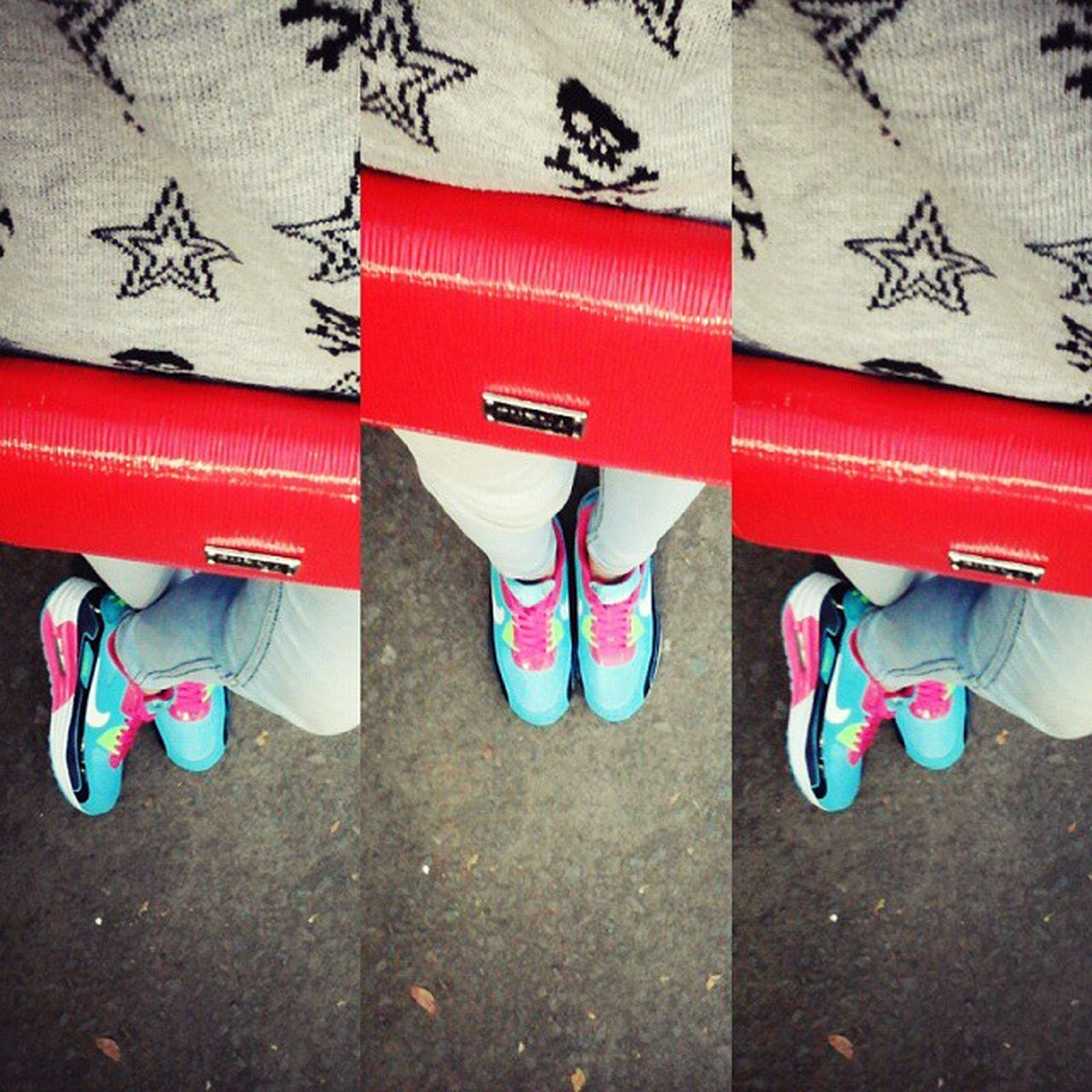 Walk Bag Nikeairmax♡