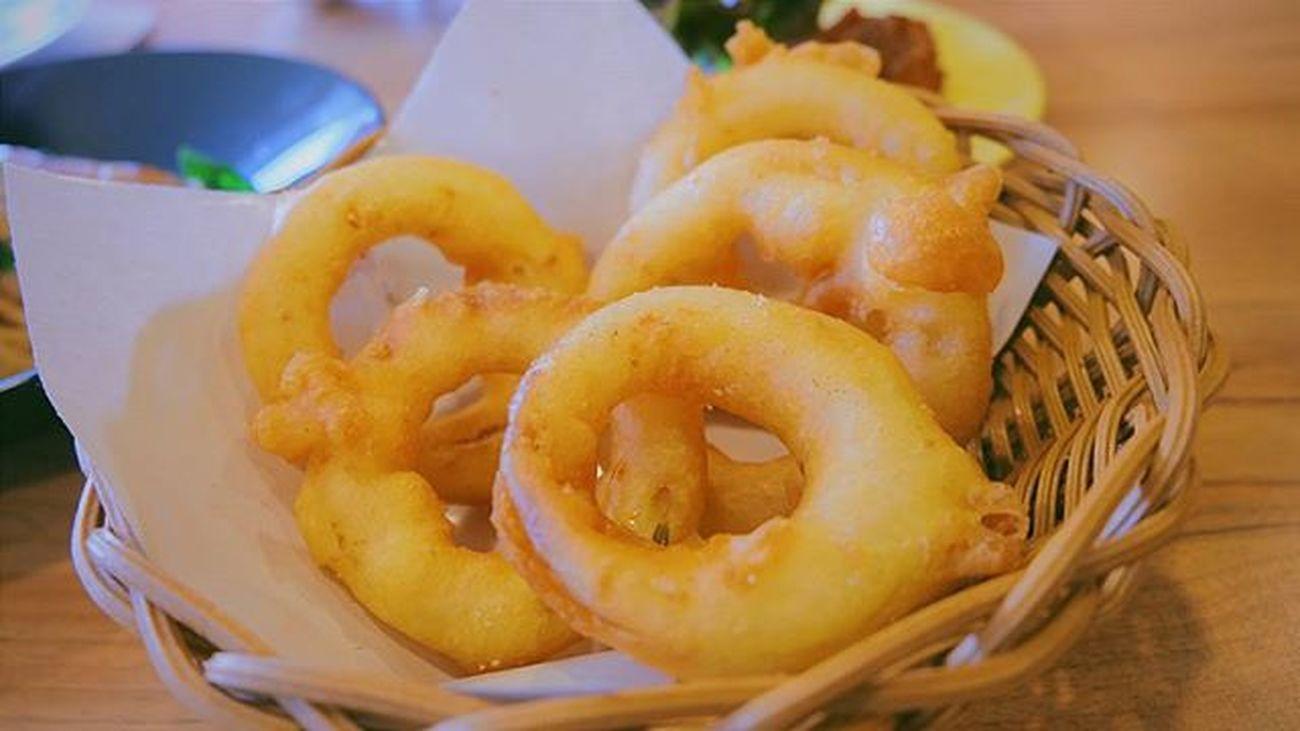 หอมทอด Onionrings Foodporn Tiffydailyfood 먹스타그램