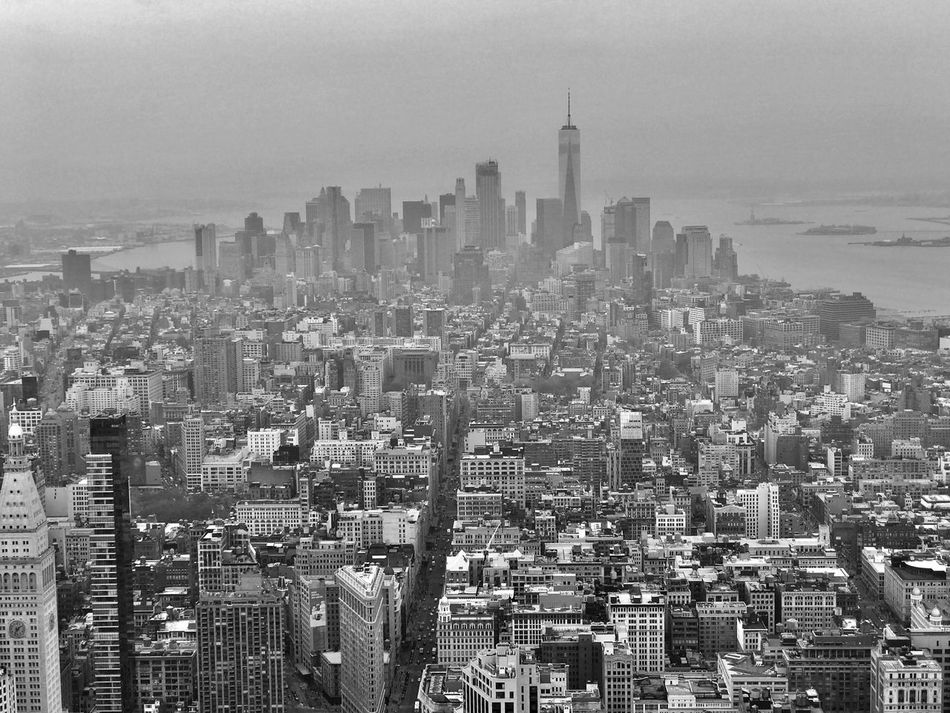 Downtown Manhattan 😍 Architecture Building Exterior Cityscape Skyscraper Tower Built Structure No People Outdoors Downtown Day Modern Skyline Sky Oneworldtradecenter WTC NYC Empire State Building Downtown New York New York City Manhattan USA EyeEm Best Shots Eye4photography  EyeEm Gallery Welcome To Black Neighborhood Map Black And White Friday