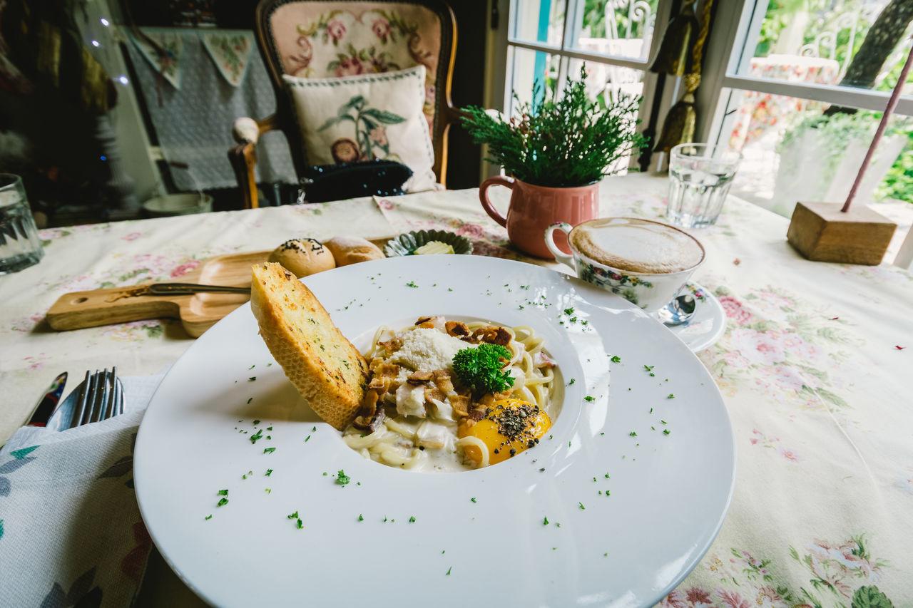 Beautiful stock photos of thailand, Bread, Chair, Chiang Rai, Coffee - Drink
