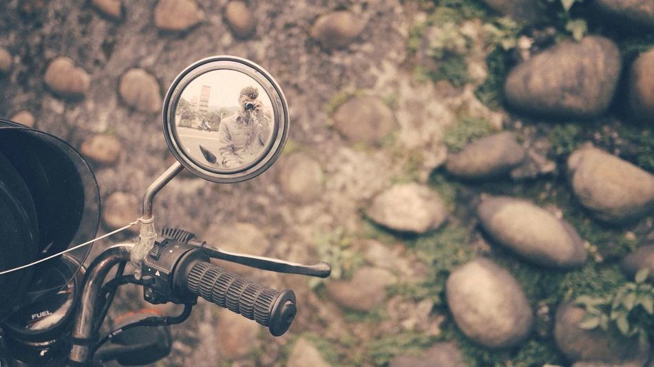 Beautiful stock photos of motorcycle, Banqiao, Camera - Photographic Equipment, Day, High Angle View