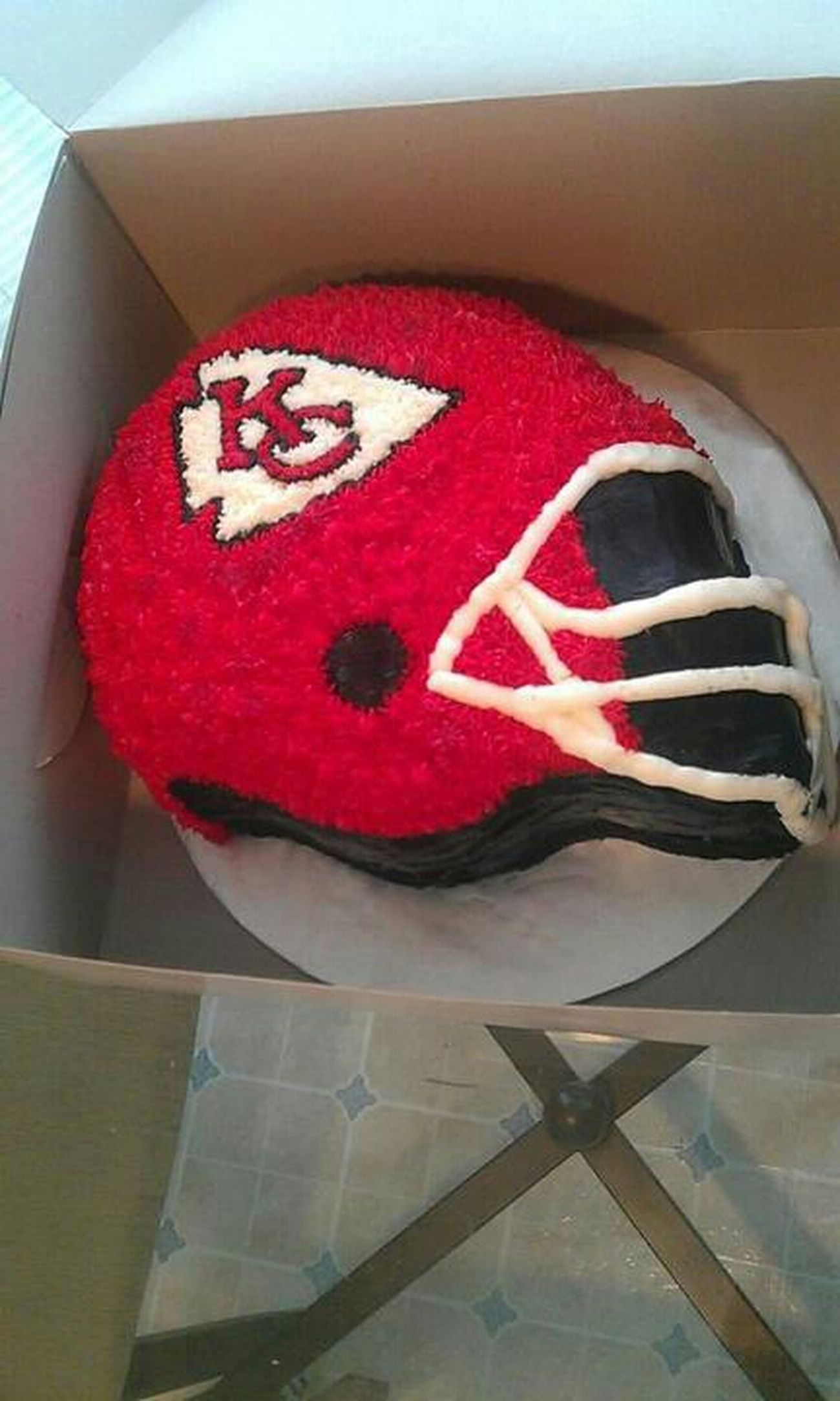 My Cousin Birthday Cake
