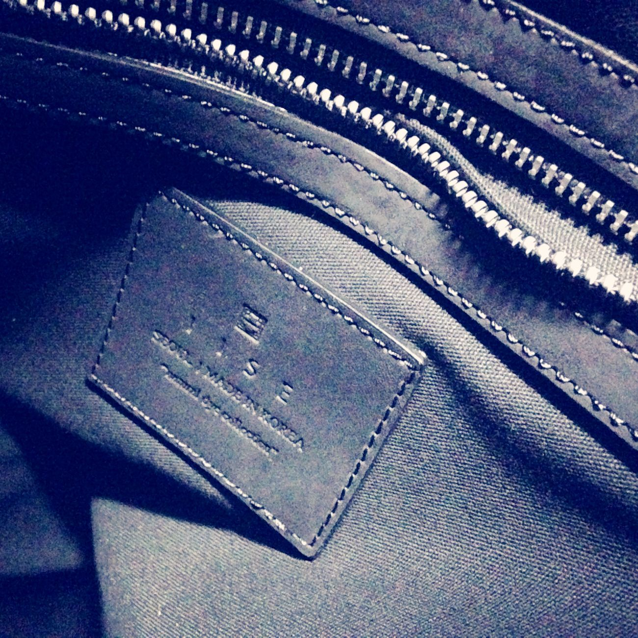 IISE Zipper