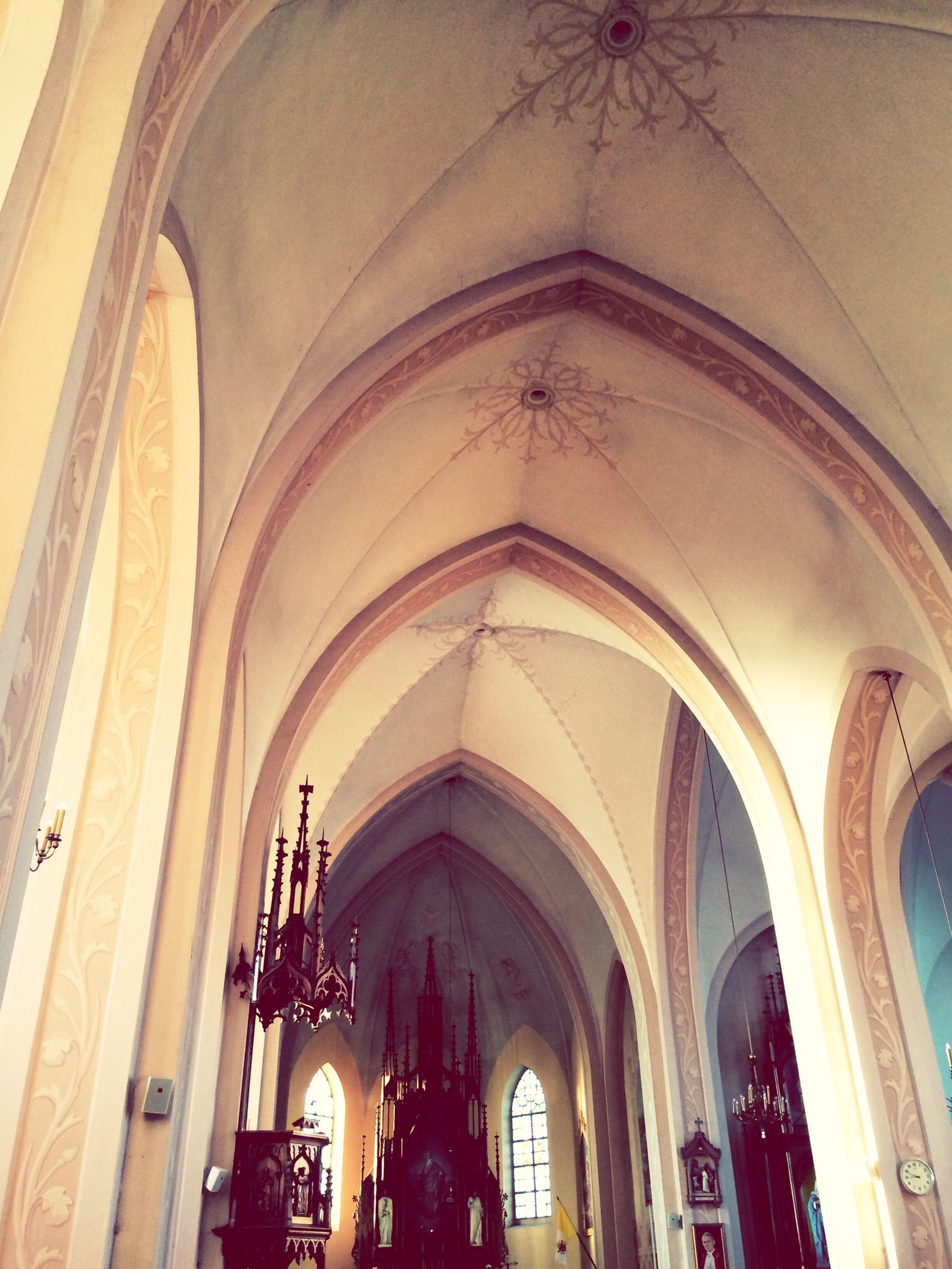 Architecture Church žiežmariai