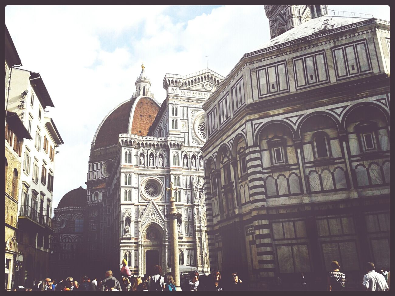 Duomo Santa Maria Del Fiore Florence Firenze Culla Del Rinascimento