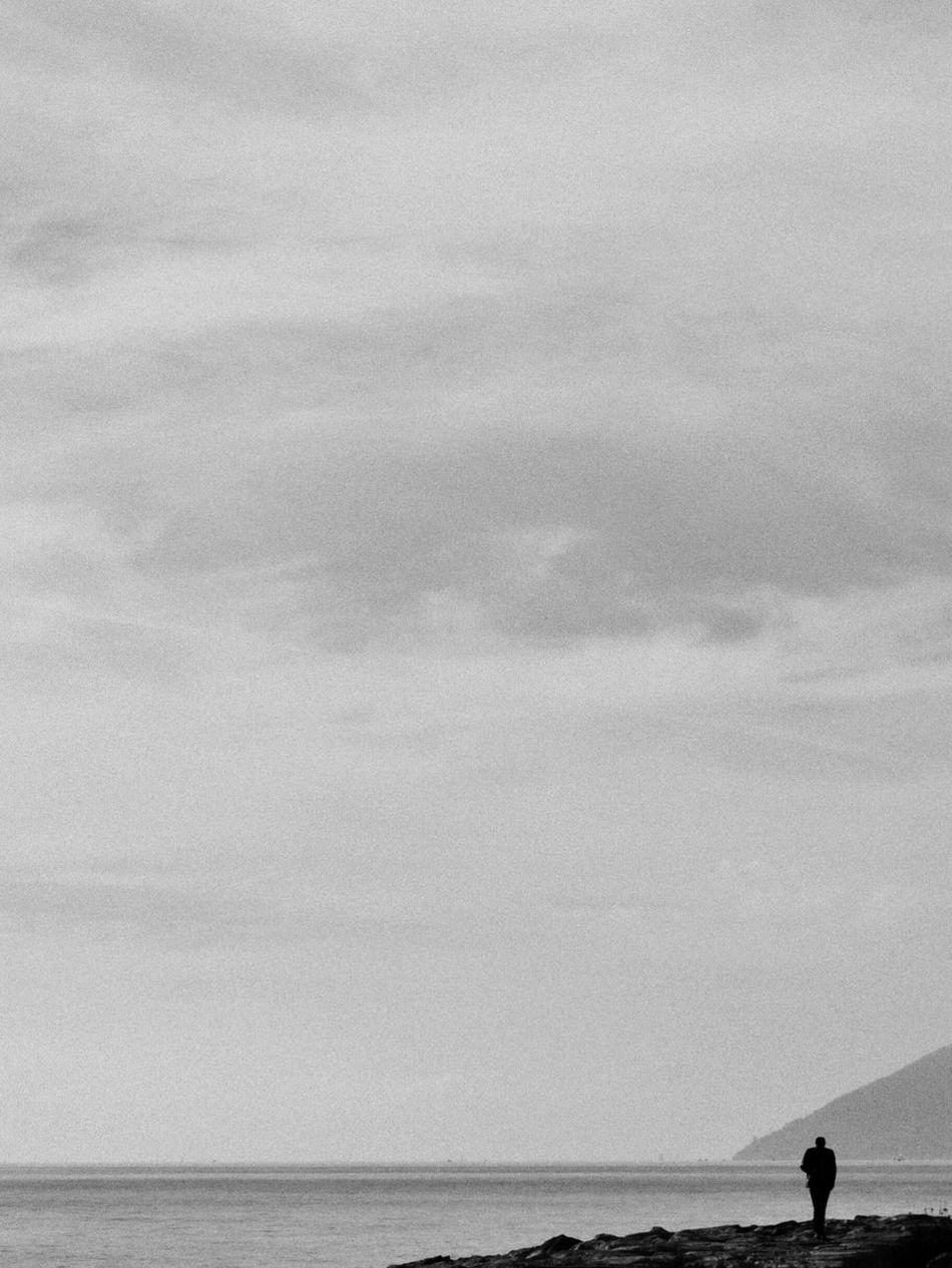 .black dog. | Lifestyles Blackandwhite Bws_worldwide Bw_collection EyeEm Bnw Eye4photography  Street Photography One Man Only EyeEm EyeEm Best Edits Bestsellers Men Hello World Street Life Streetphotography Great Atmosphere Monochrome Photography White Tranquility Sea Photography Streetphoto City Life Italy People