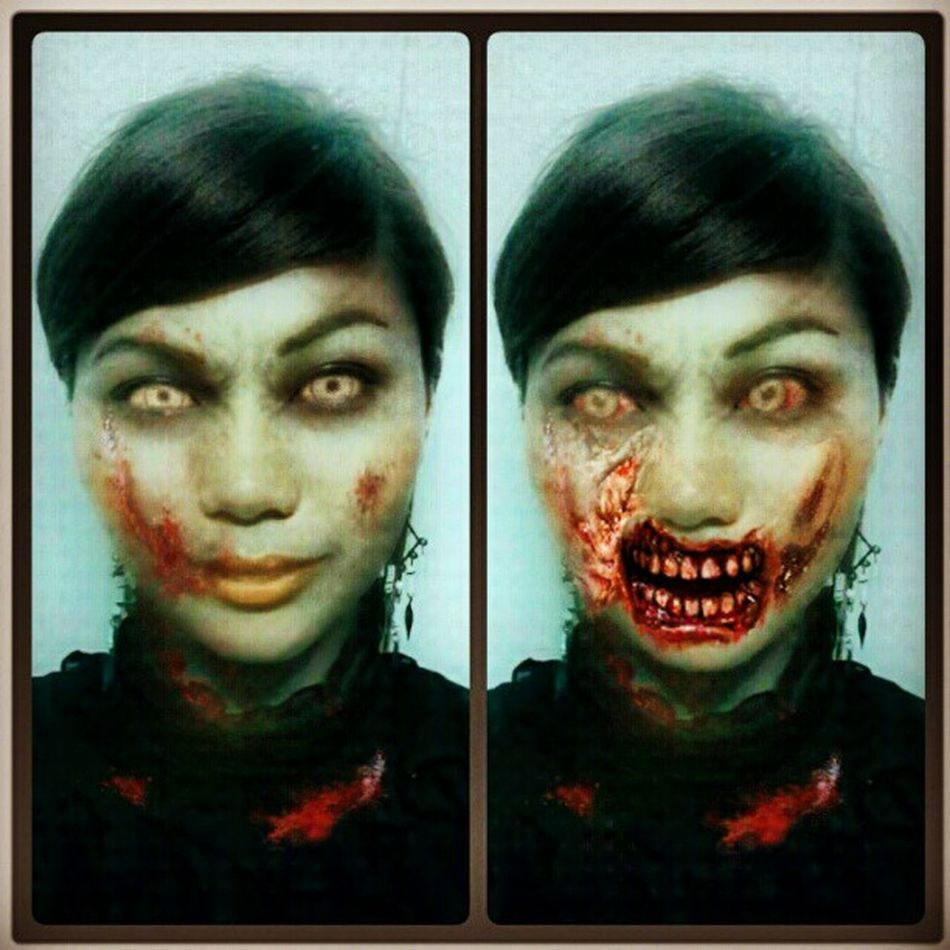 Consumed by my lust for BRAAAINS!!! Thewalkingdead Zombify Zombies  Walkers