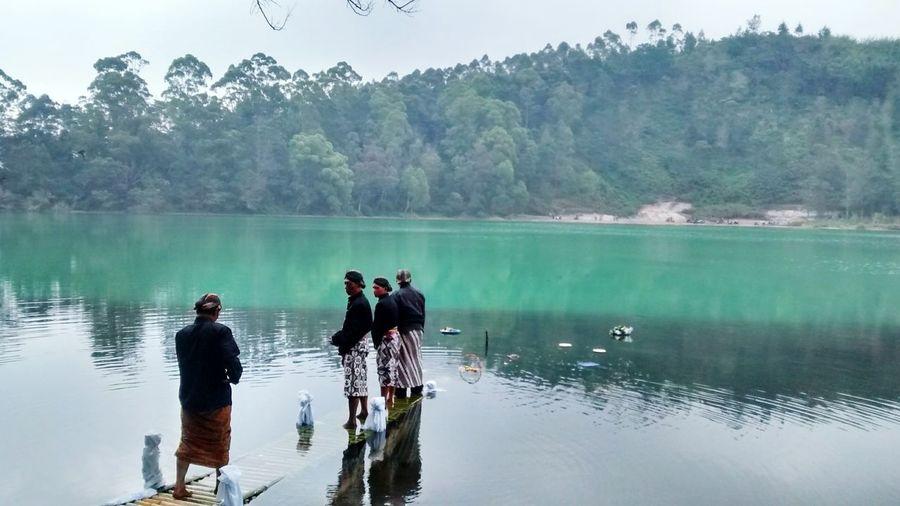 Capture The Moment Dieng Centerjava Culture Upacara Rambutgembel Telagawarna INDONESIA Explore