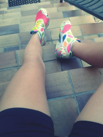 Go. footing
