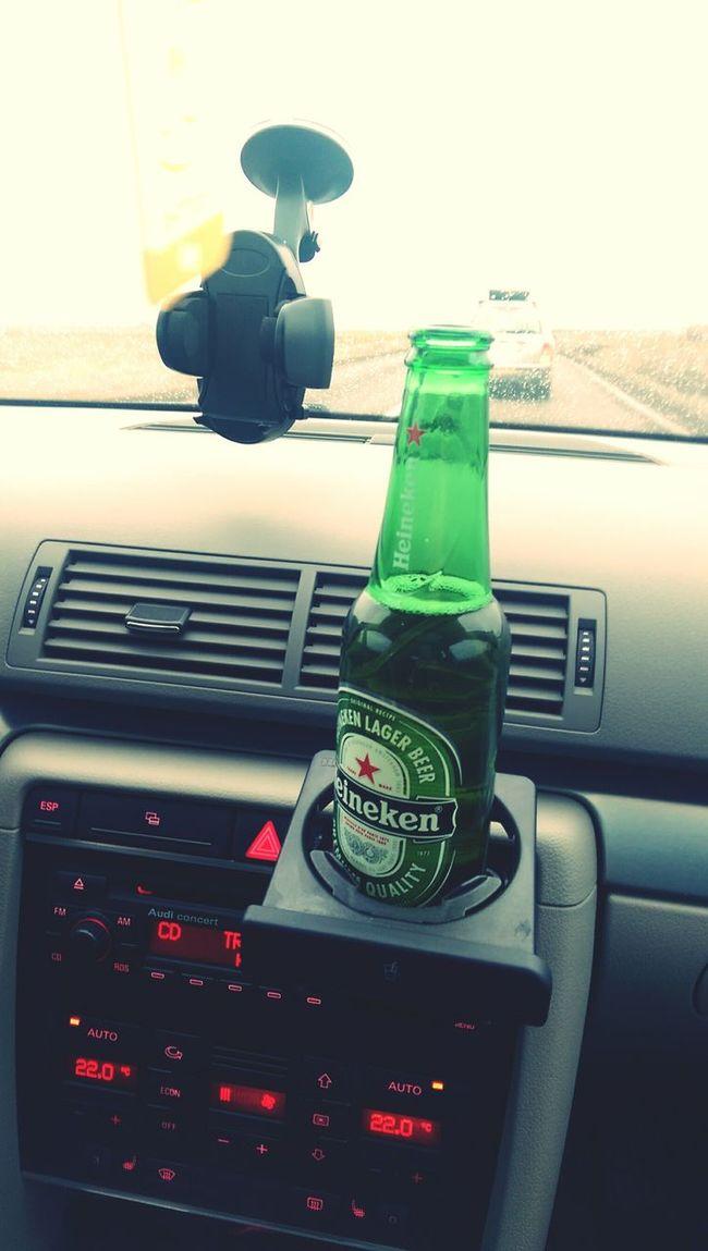 Audi Heineken Experience