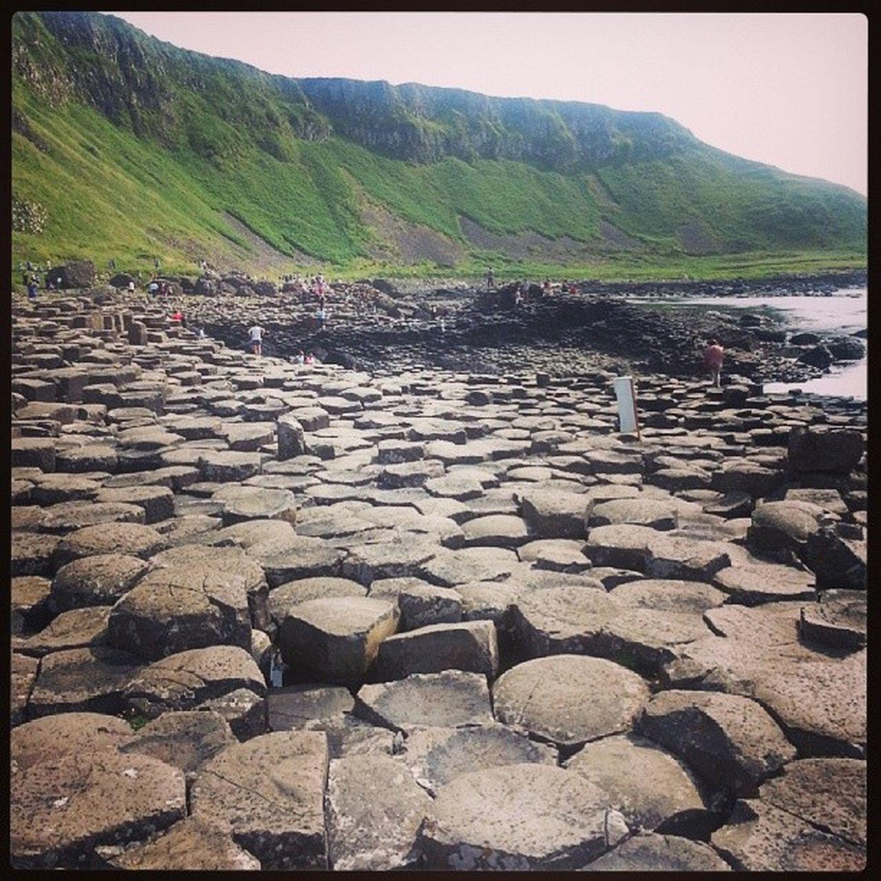 GiantsCauseway Northernireland Ireland Coast Beautuful DiscoverNI Antrim Antrimcoast Mothernature Nature Beautiful