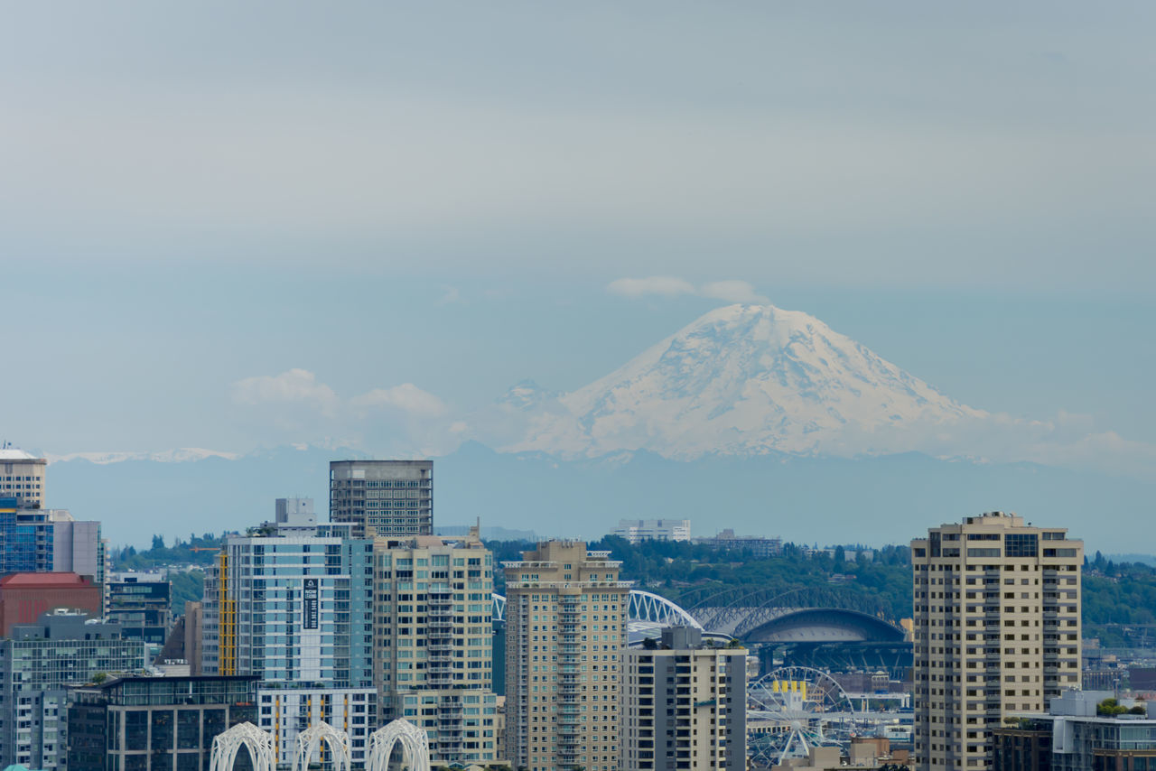 Beautiful stock photos of seattle,  Building Exterior,  Built Structure,  City,  Cityscape