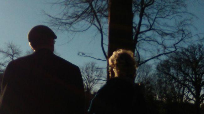 Sunny Day Backlight Mobile Photography Enjoying Life The Purist (no Edit, No Filter) Winter Sunshine Paleistuin Denhaag