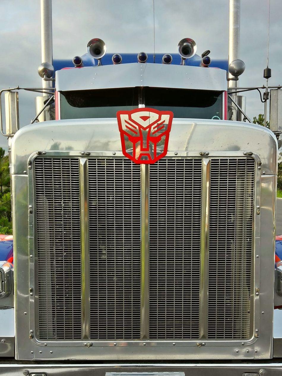 Optimusprime Truck Autobots Transformers EyeEm Best Shots Mobilephotography