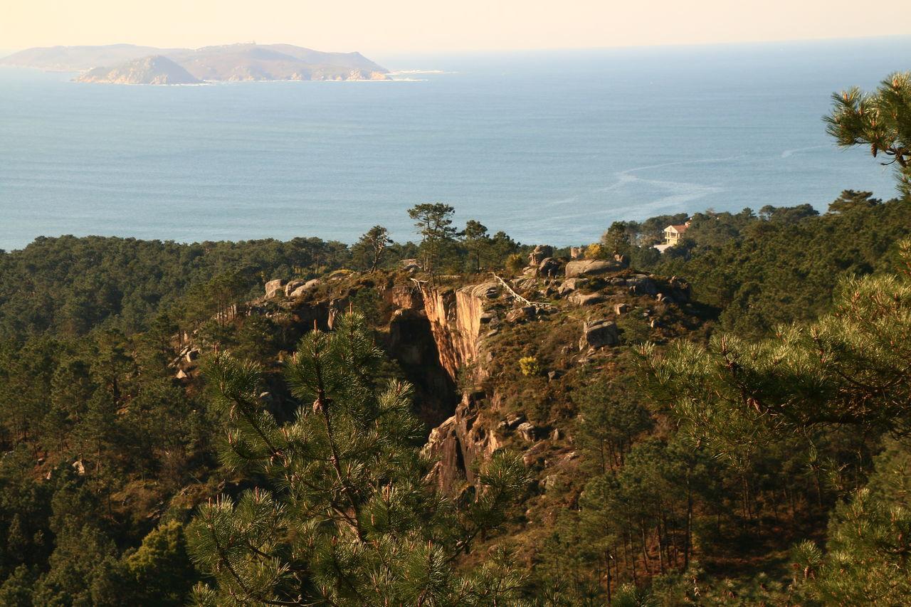 Galicia Meiga Galicia, Spain Landscape Magic Paradise Relax Sea Sun Threes