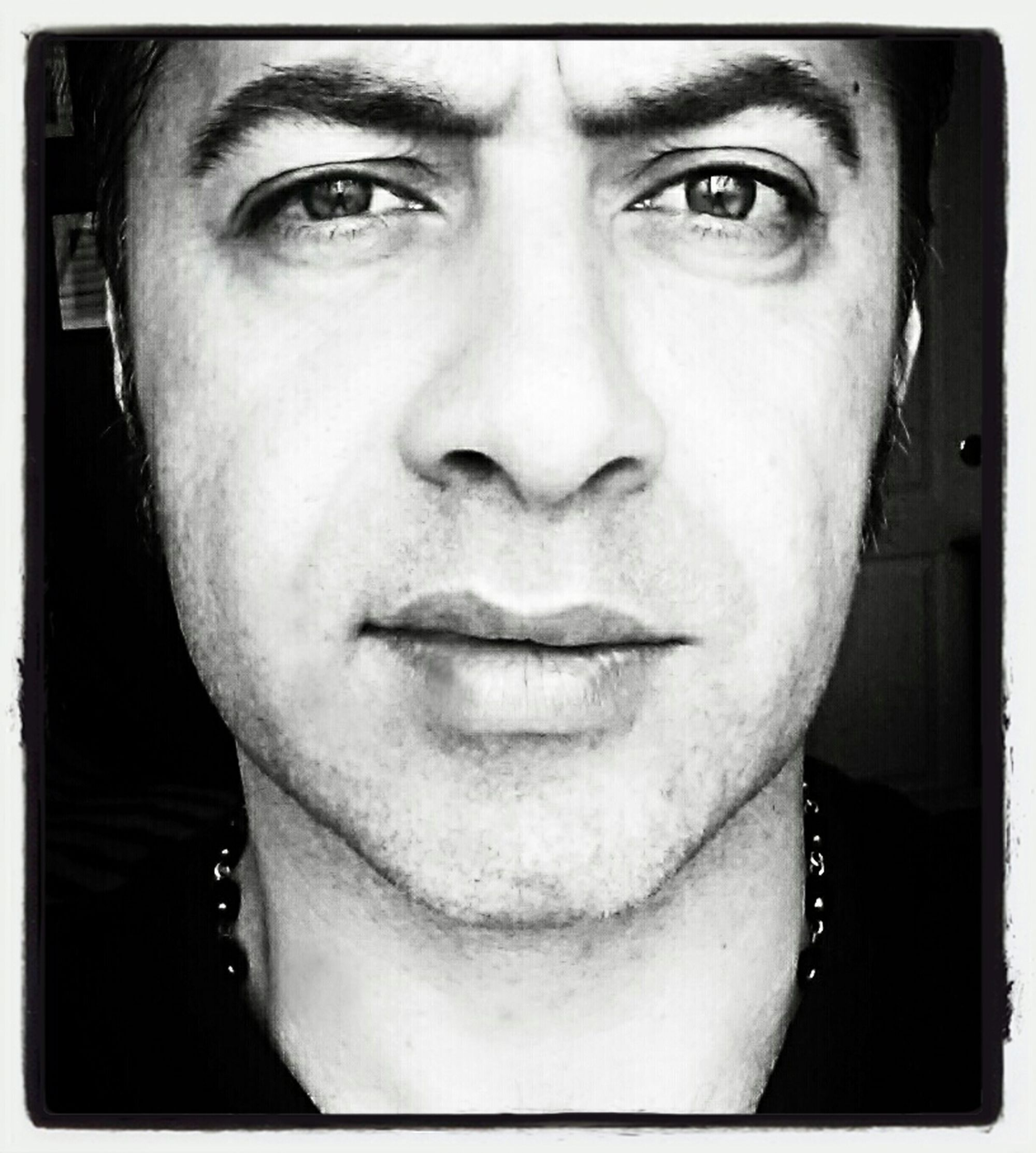 Oh yeah, this is me! Portrait Black & White Selfie That's Me