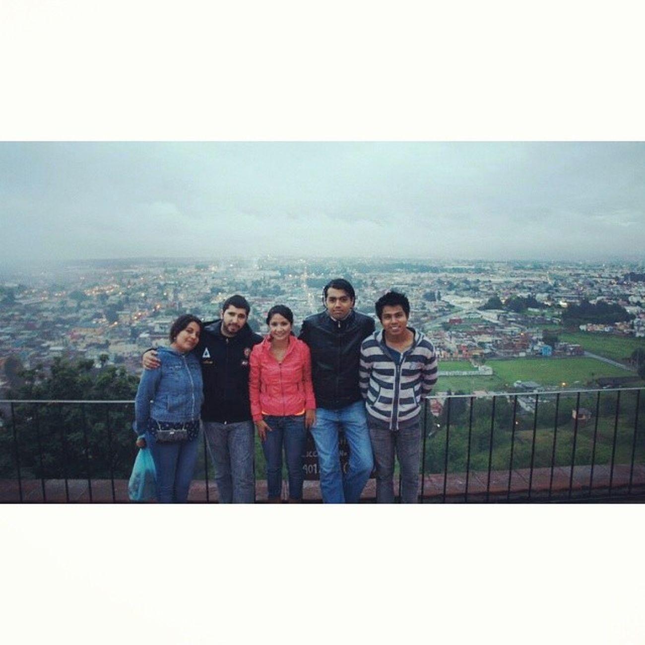 Paseando. Cholula Puebla Inaoe