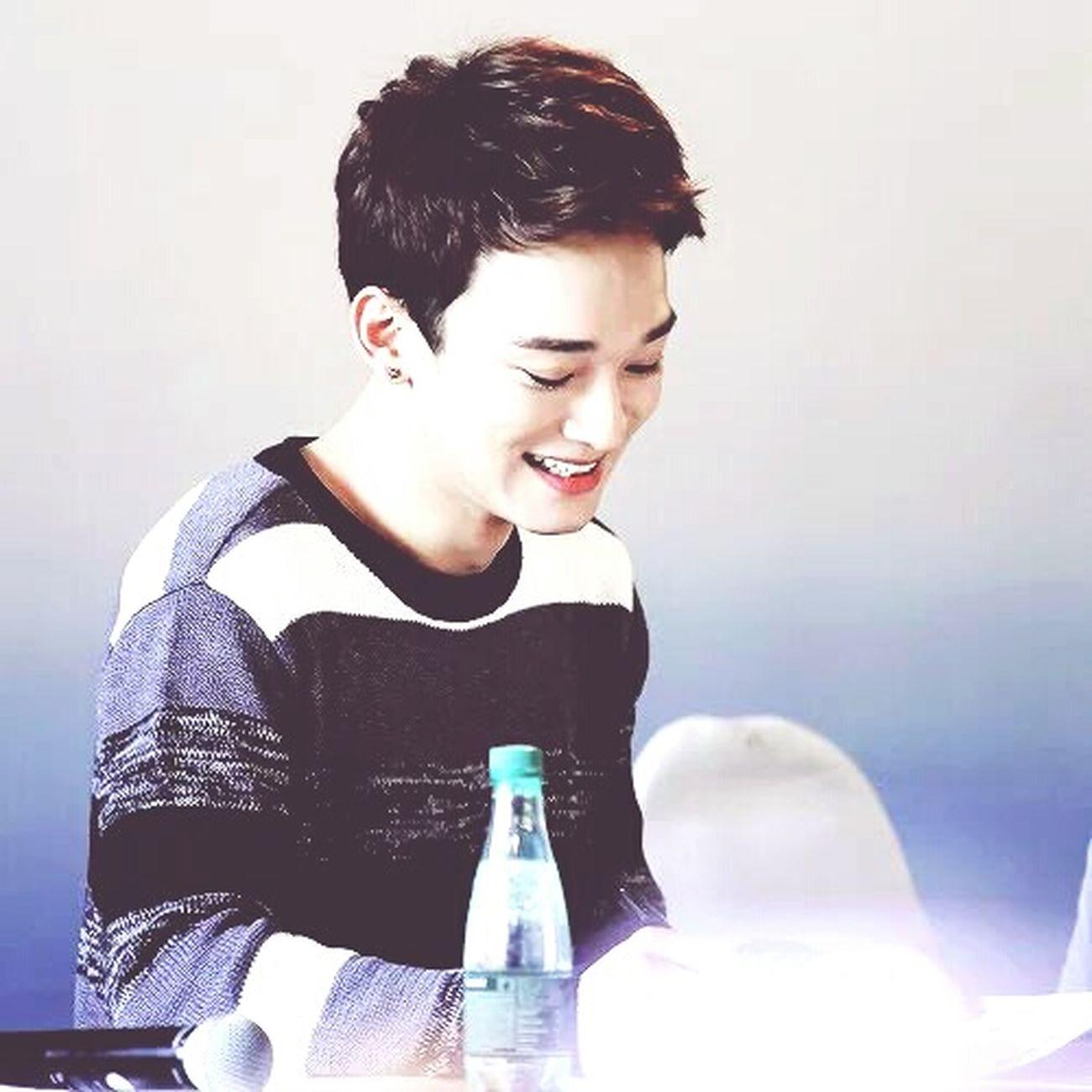 ?Chen?❤❤❤ Kpop Chen EXO EXO-M Exo-K Exo-l Kimjongdae SMEntertainment Smexo Smile