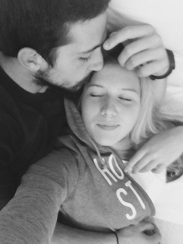 Il mio posto sicuro è tra le tue braccia 👶🏽 My Baby Happinesssss Smiling Myworld