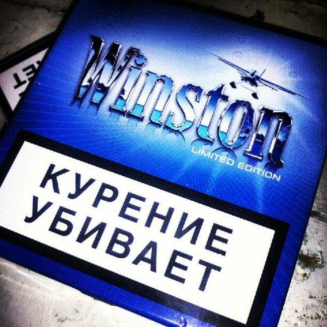 Winston Sigarette сигареты винстон
