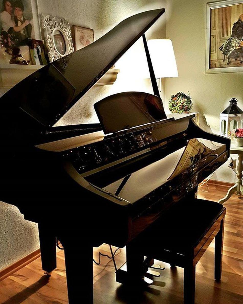 Germany Impressionen Piano Abend Romantic Romantik германия романтика