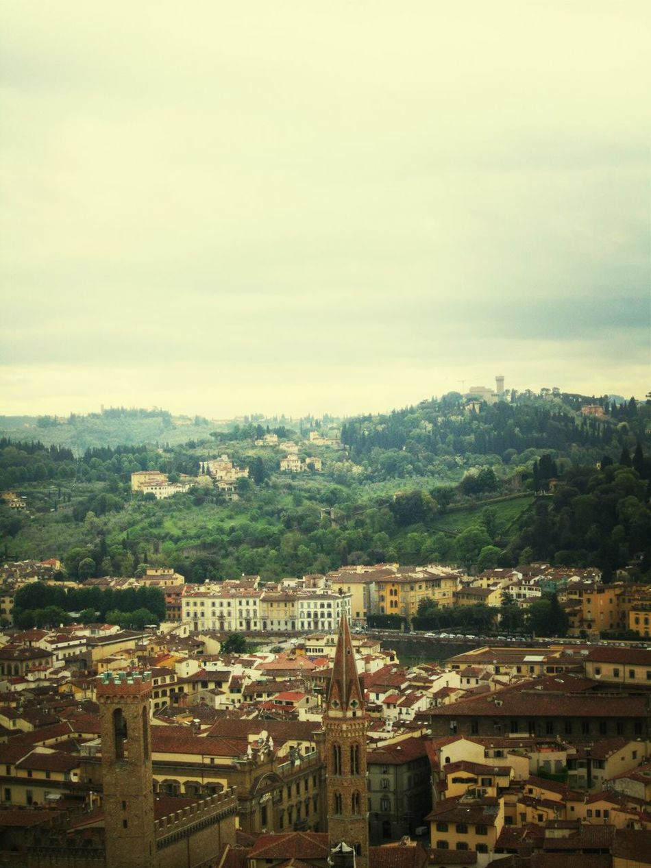 Architecture Vista Su Firenze Hello World Relaxing sometimes we need time to know what we really want.