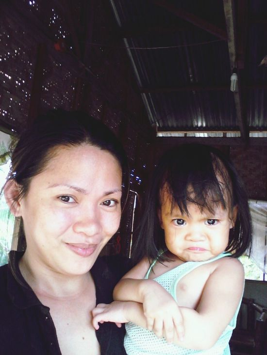 Grumpy baby... Selfietime Me And My Baby <3 Single Mother AyeEm Philippines
