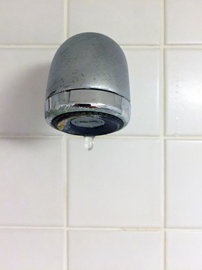 Bathroom Shower Tap Tiles Drops Water Droplets Waterdrops Water Drops White Sound Of Life