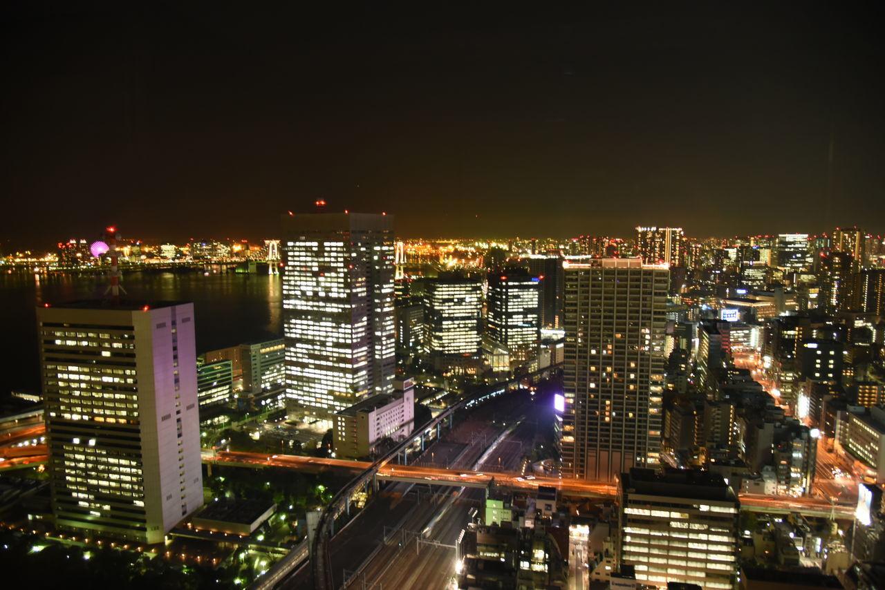 東京湾ナイトビュー Tokyo,Japan Night View
