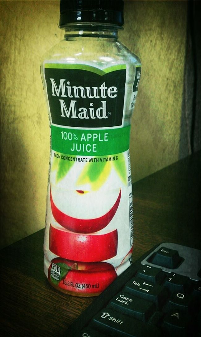 #AppleJuice