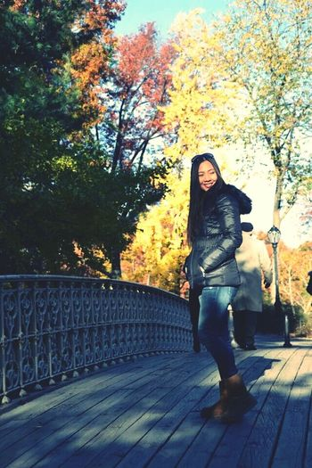 InTheBridge Having A Great Time Sights & Views  Central Park - NYC