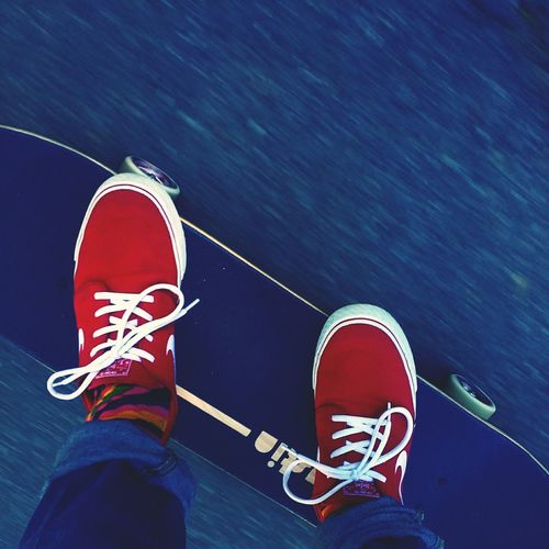 What Makes You Strong? Skate Skateboarding Nikesb