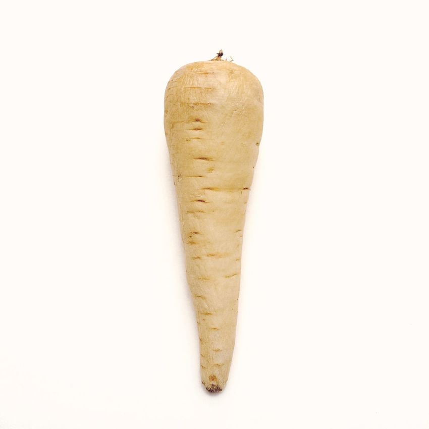 Parsnip Parsnip Root Vegetable Root Vegetable Tapered Shape Texture Food Wedge Pointed