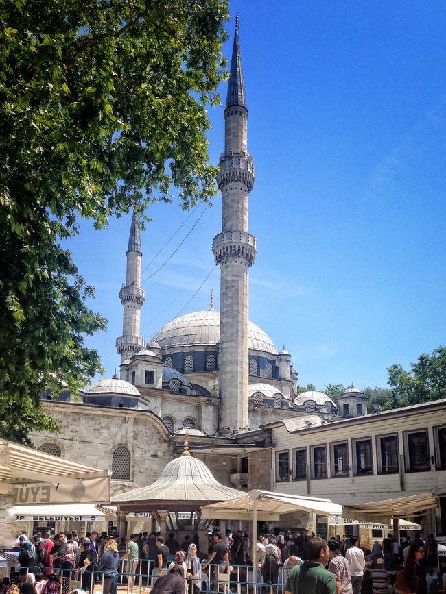 Gezgin Eyüp'te ... Mosque