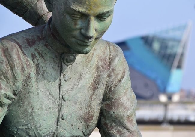 Statue The Deep Hull History Old And New Woman Memorial Promenade Maritime River Sea Humber East Yorkshire Lady City Of Culture 2017 Hull 2017 Hidden Gems