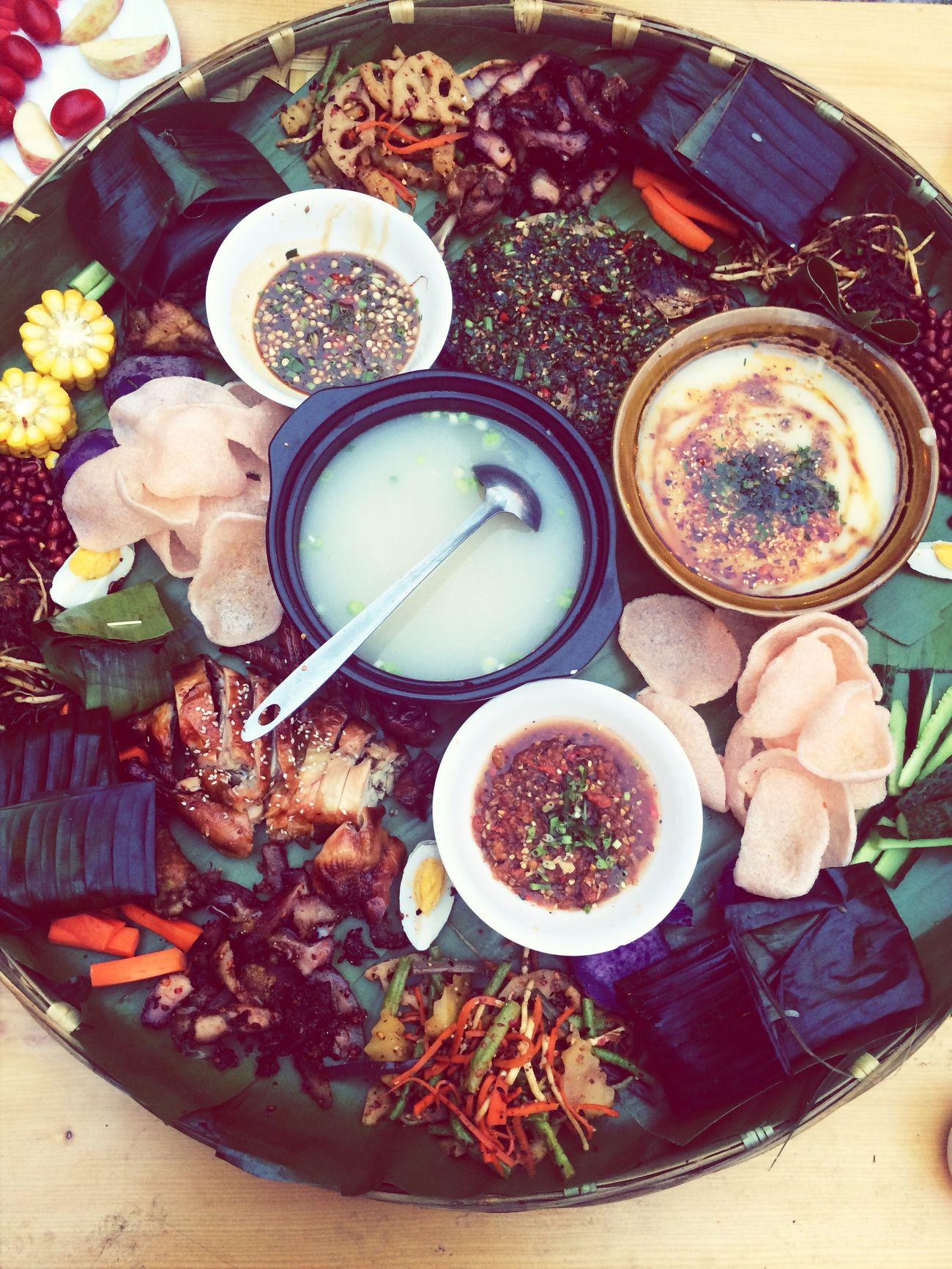 Lovely local dinner@Lijiang ?