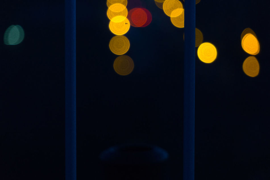 Berlin Berlin Photography Berlin Streetart Berlin, Germany  Berlincity Berliner Ansichten Berlinstagram Blue Close-up Illuminated Light And Shadow Lights Night No People Outdoors Rooftop Sony Sony A6000 Sonyalpha Yellow EyeEmNewHere