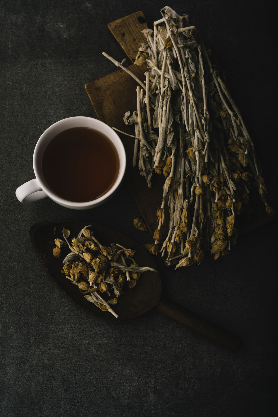 crete mountain tea Crete Crete Greece Cup Drink Dry Leaves Food Fresh Tea Greece, Crete Grey Healthy Lifestyle Herb Ingredients Mountain Tea Stone Material Tea - Hot Drink Teaplants Traditional Wood - Material Wooden Spoon