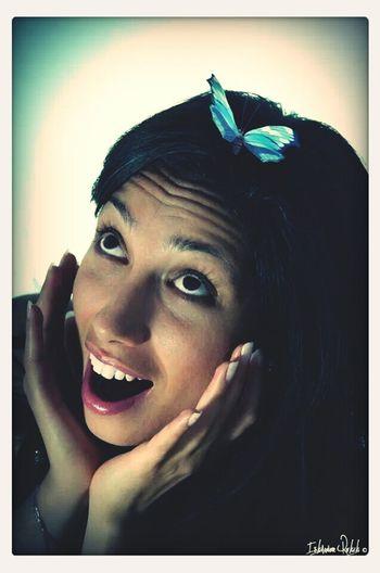 SXSW Portrait Betterfly Austin La chance va à celui qui la cherche, ai du courage, souris et bouge... Entoure toi de ta lumière, et que ta splondeur rayonne !!!