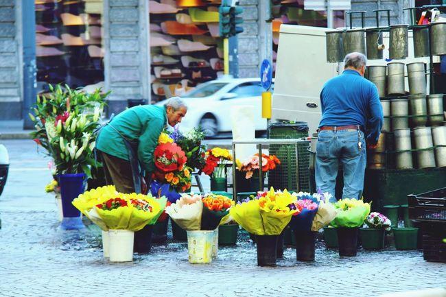 人艱不拆啊 Flower Milano Street