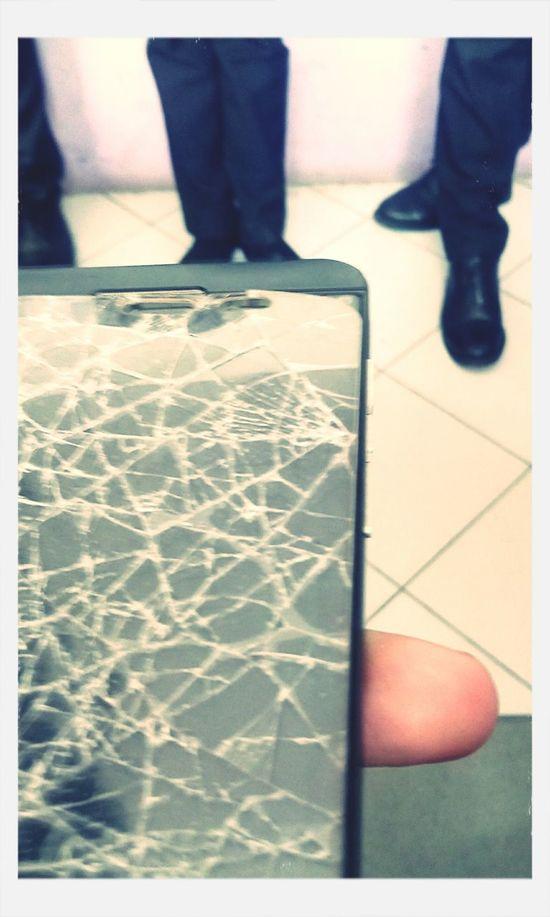 My blackberry ........