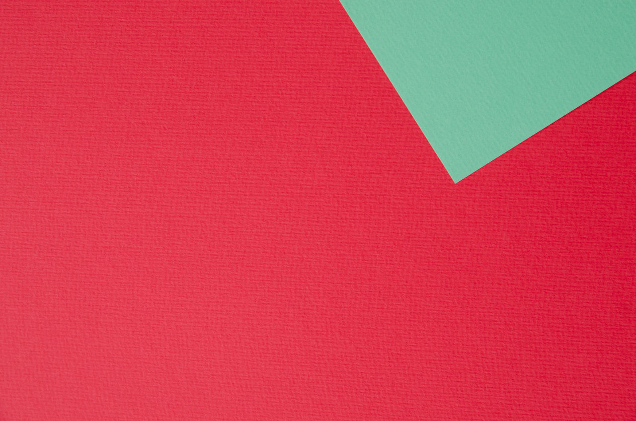 Above Abstract Arrows Backgrounds Close-up Color Colorful Contrast Copy Space Full Frame Green Color No People Paper Papercraft Red Textured  Textured  Textures And Surfaces